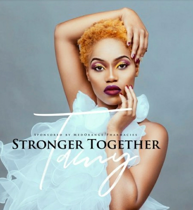 Tamy Moyo – Stronger Together