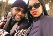 Vusi Nova Shows Off His New Girlriend