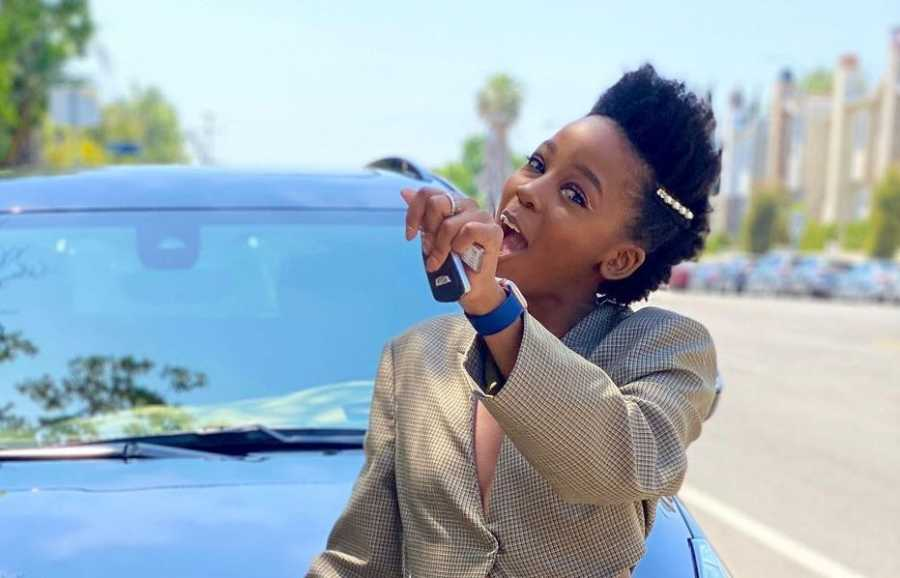 Watch Thuso Mbedu Rep Mzansi On The Ellen Show
