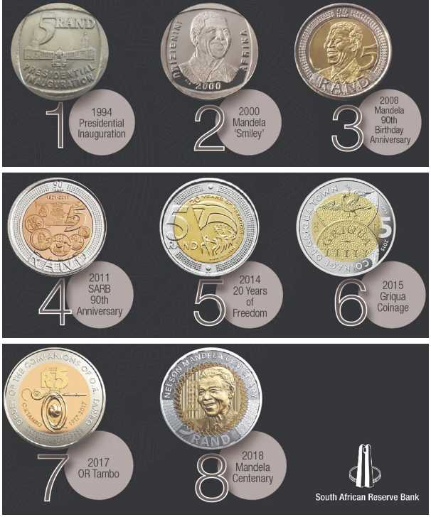 Where To Sell Mandela Coins & Price Value