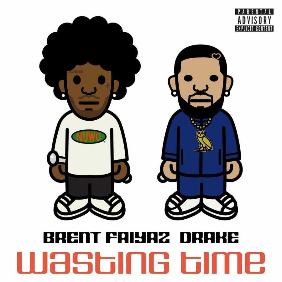 """Brent Faiyaz & Drake Are """"Wasting Time"""" In New Song   Listen"""