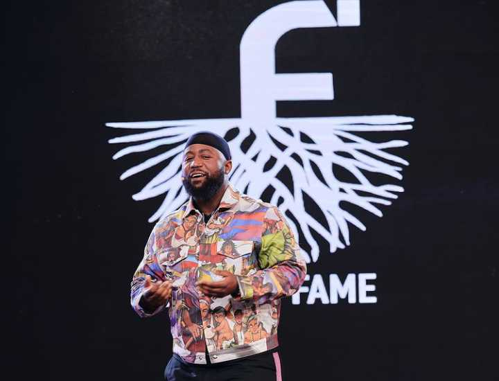 """Cassper Nyovest Launches Sneakers, Reveals Meaning of """"990"""" Name"""