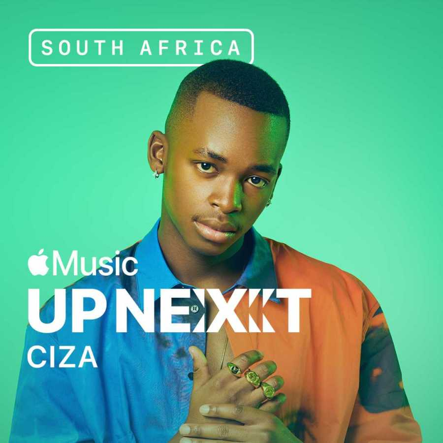 Ciza Announced As Apple Music Up Next Artist In South Africa