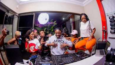 DJ Tira Serves Dj Tira's Party Mix (Rockstar Forever Edition)