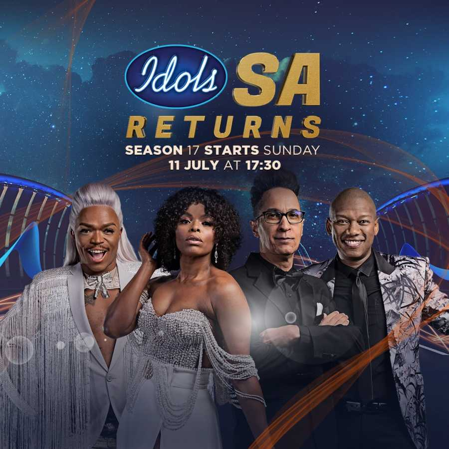 Idols SA Season 17: The Judges, Audition, Broadcasting Channels, Date, Time & Previous Winner