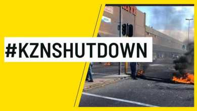 #KZNshutdown: Calls For Urgency As Protests Intensify In Major Economic Areas
