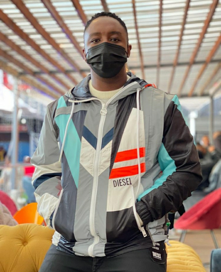 Shimza Accused Of scoring Government Gigs Because He's Sleeping With Ramaphosa Ally
