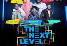 The Next Level Virtual Live Party Lineup Features K.O, Makwa, Sir Trill, Kabza De Small, MC Shawty