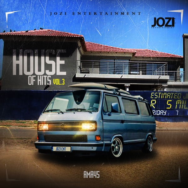 Tumisho & DJ Manzo SA – House of Hits Vol 3 – EP