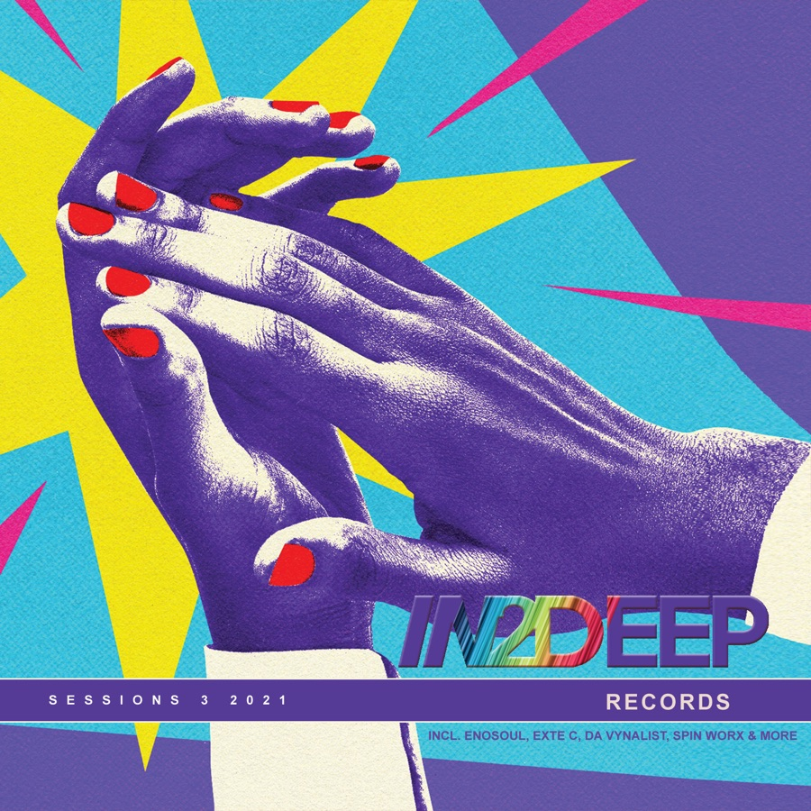 Various Artists - In2deep Records Sessions 3 2021