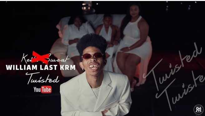 William Last KRM – Twisted (Keith Sweat Parody)