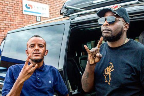 Kabza De Small & DJ Maphorisa – i'circle Ft. Young Stunna