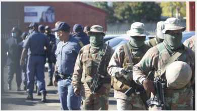 High Alert In Mzansi Following Calls For National Shutdown