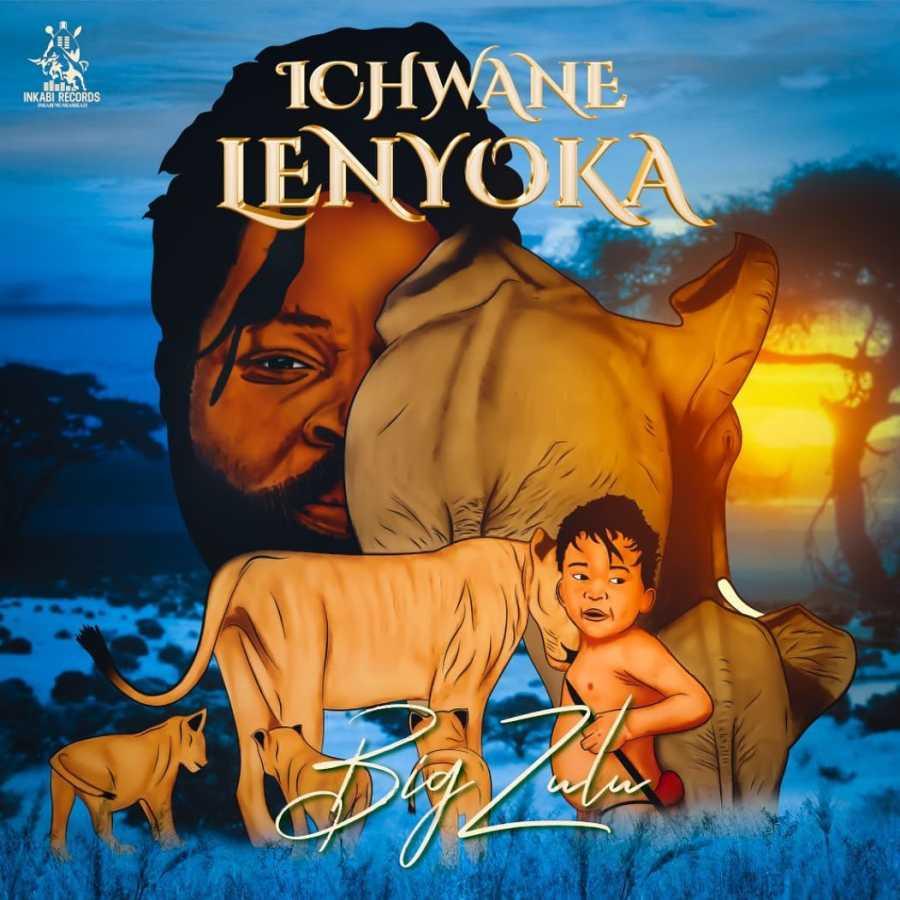 """Big Zulu Drops Artwork & Tracklist For 2 Parts """"IChwane Lenyoka"""" Album"""