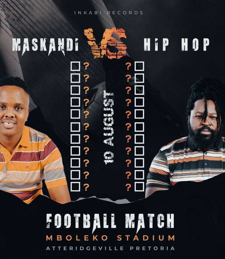 Big Zulu's Inkabi Records To Organize A Maskandi Vs Hip Hop Football Match, See Details