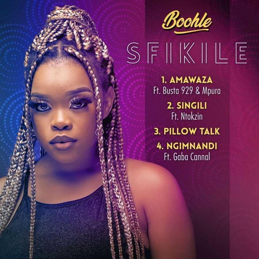 Boohle – Sfikile EP