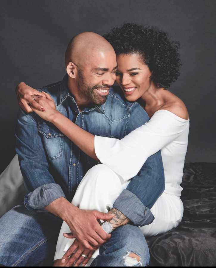 Connie Ferguson's Emotional Note To Late Husband Shona