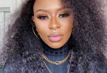 DJ Zinhle Admits She's Pregnant With Second Child (Video)