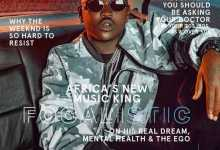 Focalistic Covers GQ Magazine, Crowned Africa's New Music King