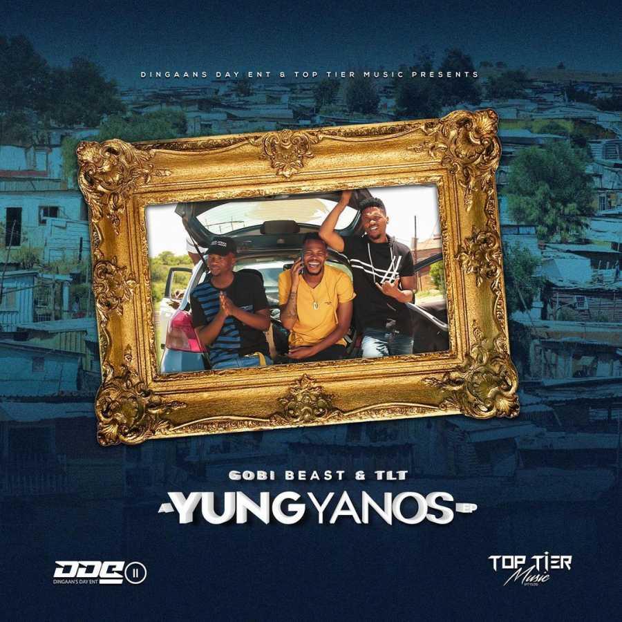 Gobi Beast & TLT – Yung Yanos EP