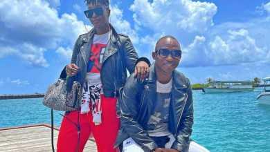 Couple Goals: Khuli Chana & Lamiez Fly to the Maldives for Vacation (Pics)