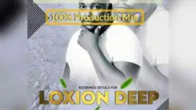 Loxion Deep – Chilla Nathi Session #40 (100% Production Mix)