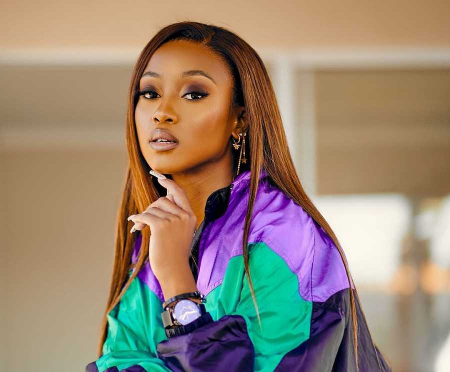 """Moozlie On Why She Dissed Reason In """"Fourways Freestyle"""""""