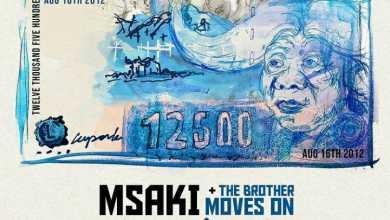 Msaki – Anisixabisanga Ft. The Brother Moves On