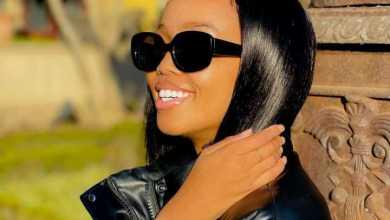 Ntando Duma Replies Critics Of Her  Dress At Shona Ferguson's Funeral