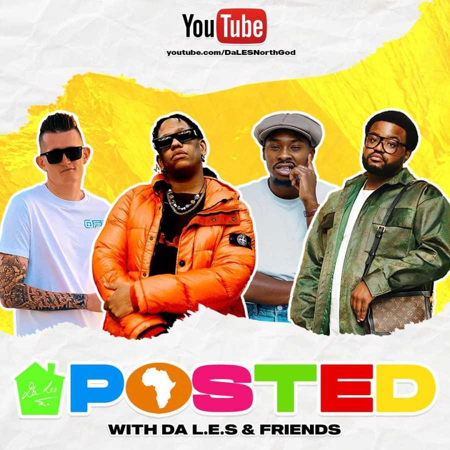 Posted with Da L.E.S & Friends Podcast First Episode Is out