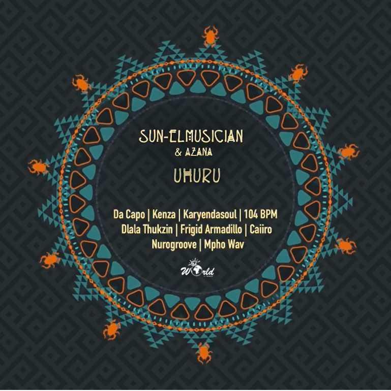Sun-El Musician & Azana – Uhuru (Dlala Thukzin Remix)