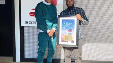 "Zingah Goes Gold With ""Dlala,"" Thanks DJ Maphorisa"