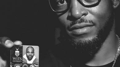 DJ Cleo Goes Back To School, Prince Kaybee Expresses How Proud He Is