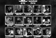 DJ pH - Serious Street Mix ft. Makwa, Blaklez, Reason, Zakwe, Loki, Trevor, Blxckie, Cassper Nyovest, Roii, Lady Du, Saso, Stino Le Thwenny, Touchline, Kid X & 2Lee Stark