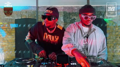 Major League DJz Have Something Coming With Will.I.AM. Tyla & Uncle Vinny