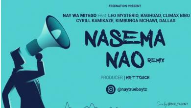 Nay Wa Mitego – Nasema Nao (Remix) Ft. Leo Mysterio, Baghdad, Climax, Kamikaze, Kipunga & Dallas