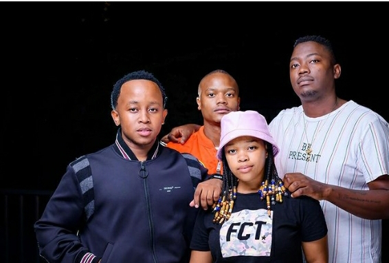 Junior De Rocka Have A Song Coming With Boohle & DJ Hectic