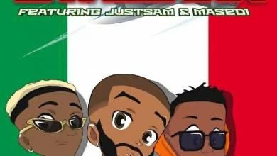 DJ Kaymoworld – Stadiana Ft. JustSam & Masedi
