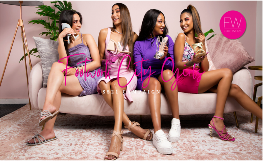 Celebrating Female Trailblazers With #everywomanisfootwork Campaign