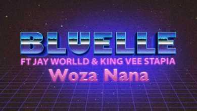 Bluelle Drops 'Woza Nana' After Collaborating With NaakMusiQ