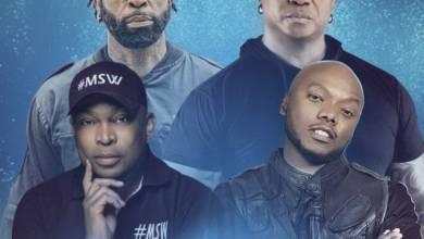 "DJ Sbu, Marawa, DJ Fresh & Tbo Touch ""Fired Up"" For New Radio Station"