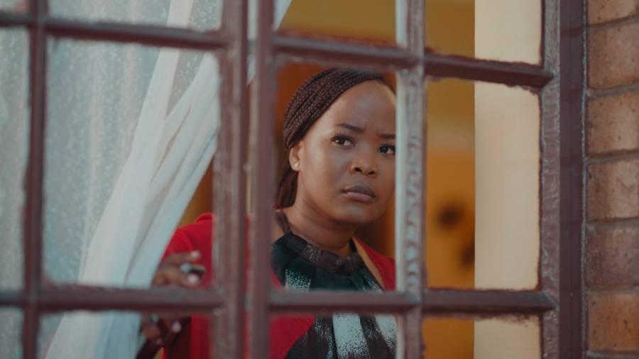 Fulu Mugovhani is caught in a love triangle with a twist in Umakoti Wethu