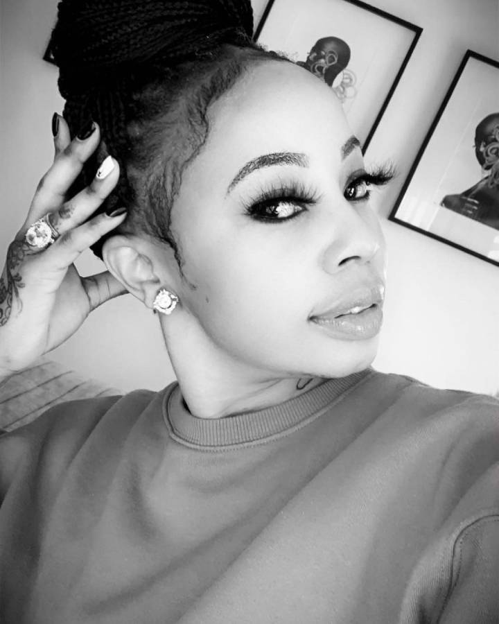"""""""Jump in the ocean,"""" Kelly Khumalo says to her haters"""