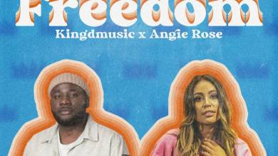 """Kingdmusic Releases """"Freedom"""" Ft. Angie Rose From USA"""