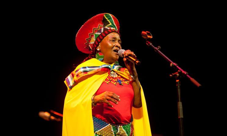 Mahotella Queens Founding Member Nobesuthu Mbadu Dead At 76