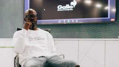 Black Coffee Pops At Gallo Offices A Year After Acquiring Major Stake
