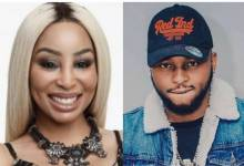 See Mzansi's Reaction To Khanyi Mbau's Unreleased Dubai Song With Sir Trill