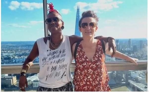 Toya Delazy & Girlfriend Alisson Are Engaged
