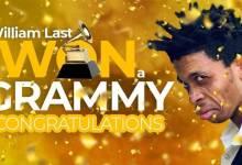 William Last KRM ft Mpho Sebina - Heavenly Sent (Grammy Performance)