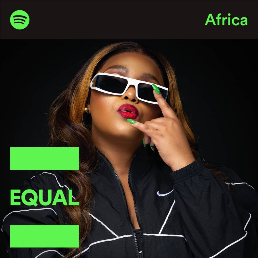 AmaPiano Hitmaker DBN Gogo Join's Spotify's Global EQUAL Music Program